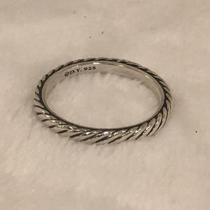 Cable Collectibles Band Ring
